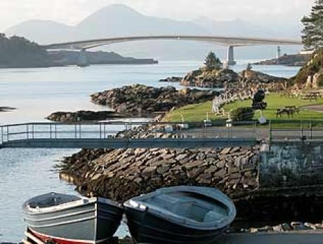 蘇格蘭高地 海灣海鮮酒家